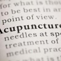 Slip for iskiassmerter med akupunktur